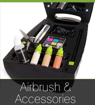 airbrush and accessories